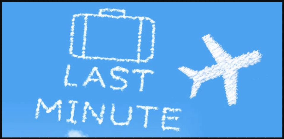Last Minute Flights Travel