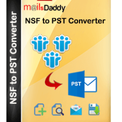 MailsDaddy NSF to PST Converter