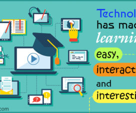 Technology can make a difference to your education. Educational Technology has made learning easy, interactive and interesting.