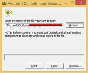 Microsoft Outlook Inbox Repair Tool