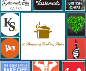 10 Amazing Cooking Apps for Android, iPhone and iPad