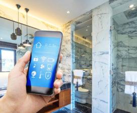 Digital Showers with Digital Shower Controls
