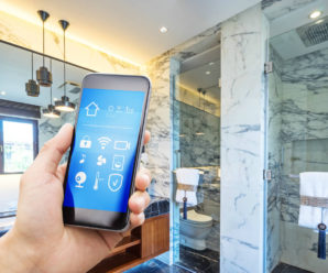 Digital Showers with Digital Shower Controls