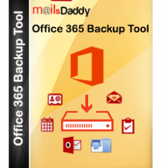 MailsDaddy Office 365 Backup Tool Can Backup Office 365 Mailbox into PST, MBOX, EML and MSG file formats