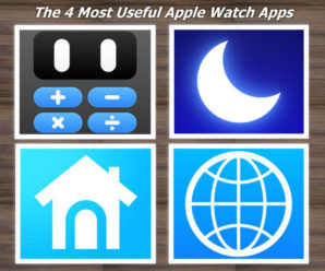 The 4 Most Useful Apple Watch Apps You Should Try 1