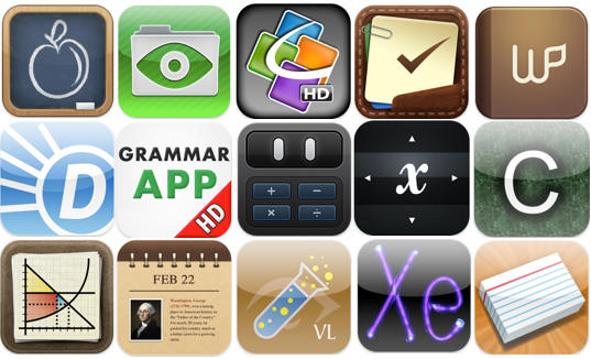 Educational Apps photo collage
