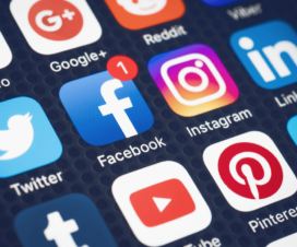 Social Media Sites - Facebook Network, Twitter, Instagram, LinkedIn, Google+, Reddit, Pinterest, YouTube and many others