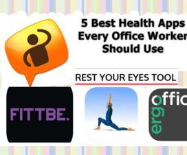 5 Best Health Apps Every Office Worker Should Use