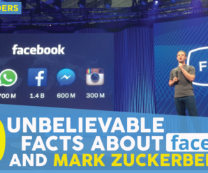 50 Unbelievable Facts About Facebook and Mark Zuckerberg