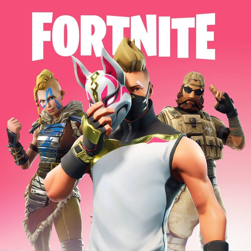 Fortnite, the 100-player Battle Royale game on PS4, XB1, PC, Mac, Switch, and iOS.