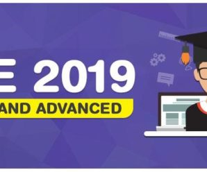 IIT JEE 2019 - JEE Main and JEE Advanced