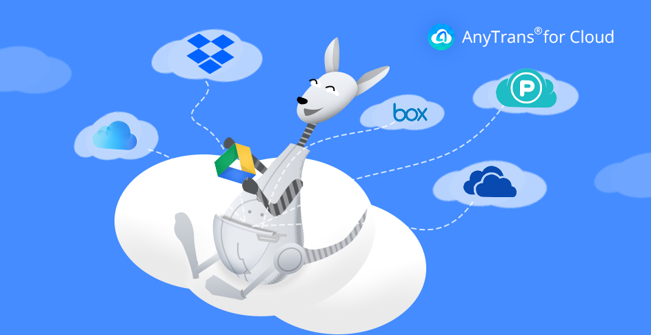 AnyTrans for Cloud Data Transfer