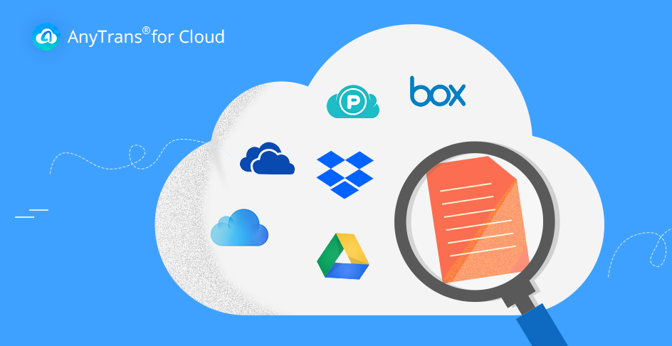 AnyTrans for Cloud intelligent-search