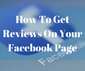 How to get reviews on your Facebook page guide