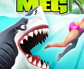 Play The Meg edition of Hungry Shark World