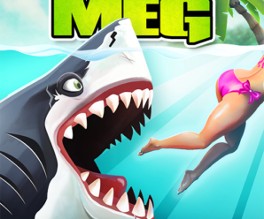 Play The Meg edition of Hungry Shark World