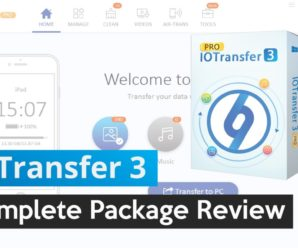 IOTransfer 3 : Complete Software Package Review 1