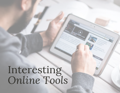 Interesting Online Tools That You Can Use To Give Your Business An Edge