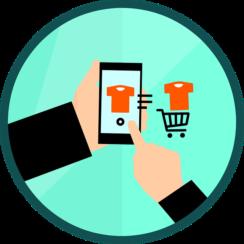 Online Shopping Apps - E-commerce Mobile Apps