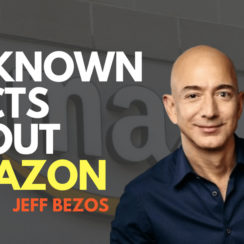 Unknown Facts About Amazon and Founder Jeff Bezos