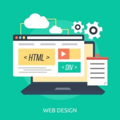 Web Design or Website Design