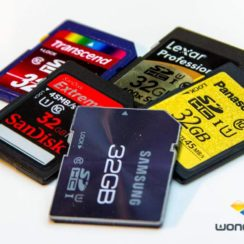 Memory Card or SD Card