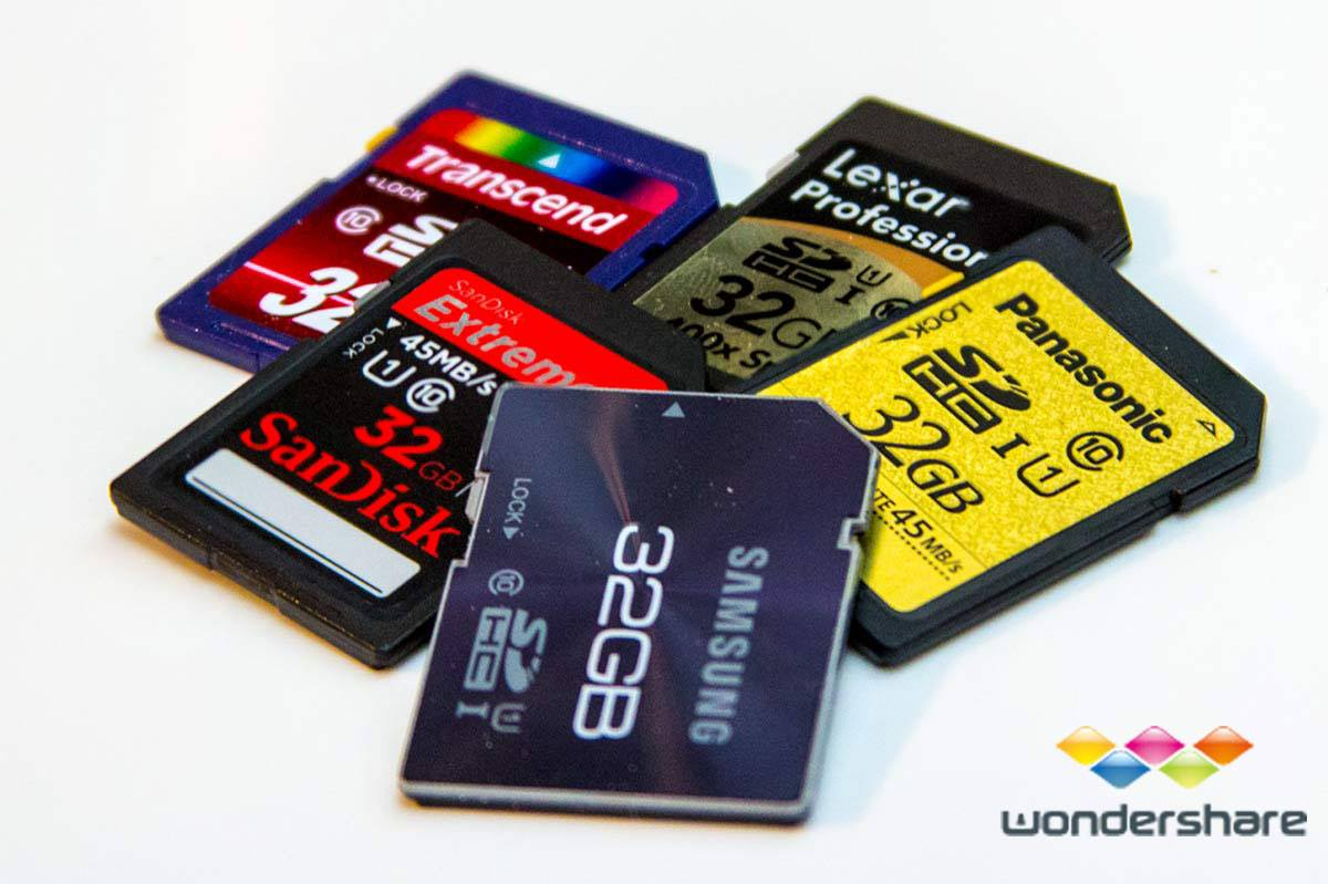 How to Recover Data from Corrupted Memory Card or SD Card
