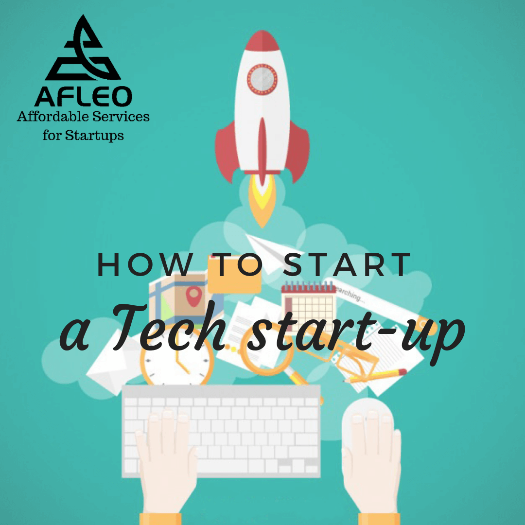 How to Start a Tech Start-Up? Affordable Services for Startups