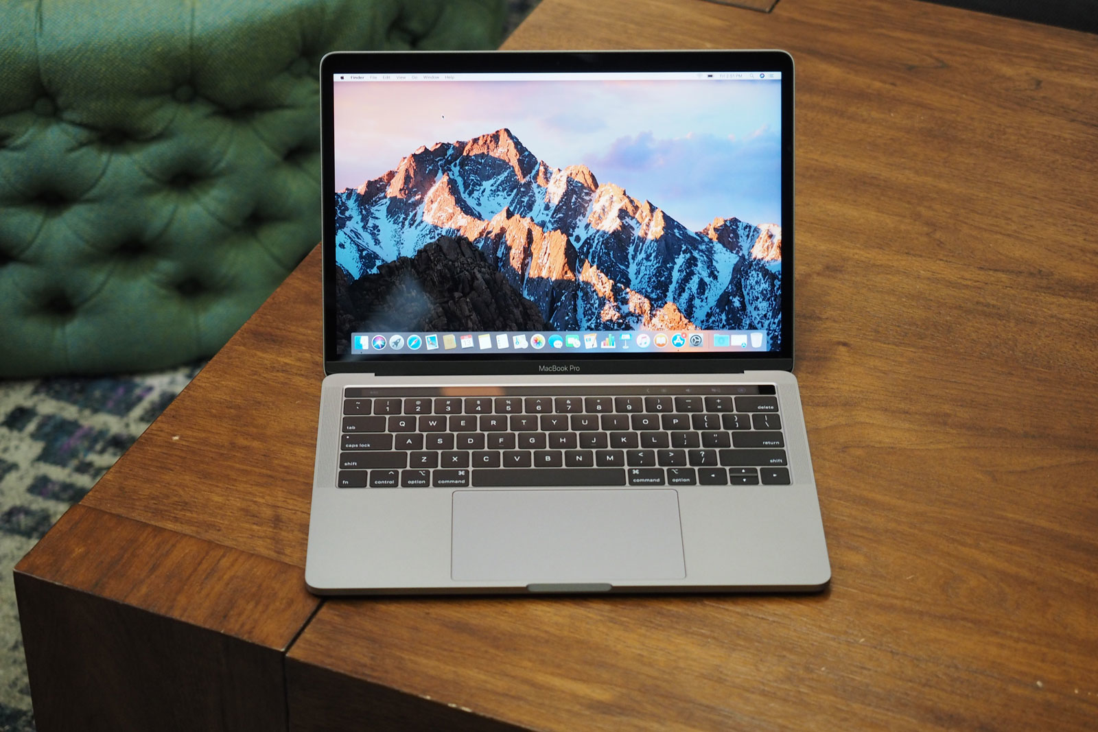 10 Best Chosen Laptops In 2018: Macbook Pro Laptop