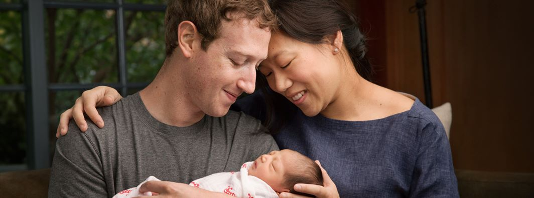 Maxima, Priscilla Chan and Mark-Zuckerberg