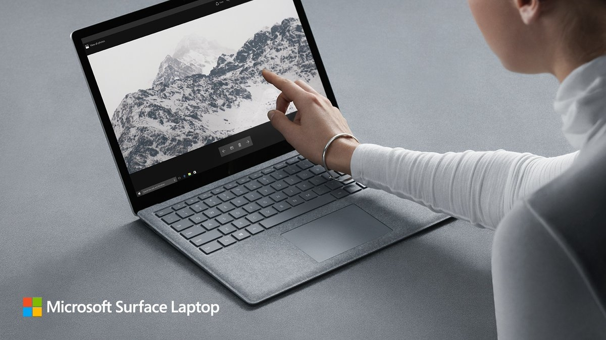 10 Best Chosen Laptops In 2018: Microsoft Surface Laptop