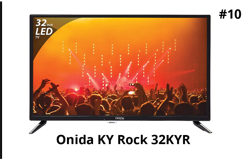 Onida 32 Inch KY Rock 32KYR HD Ready LED TV