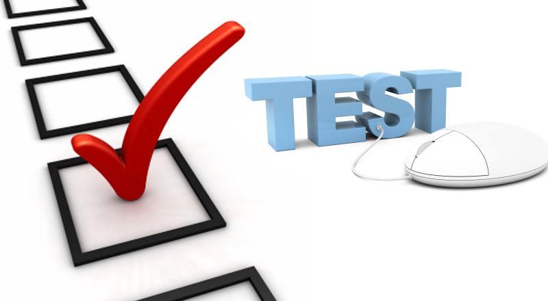 ASP.NET Online Test
