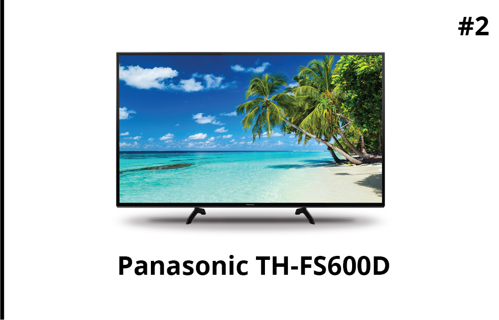Panasonic TH-FS600D Full HD LED Smart TV
