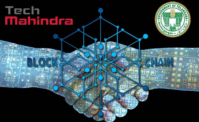 Tech Mahindra and Telangana Government to Create India's First Blockchain District in the State of Telangana