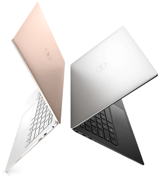 Dell Laptop XPS 13 9370 - Rose Gold Version and Grey Version