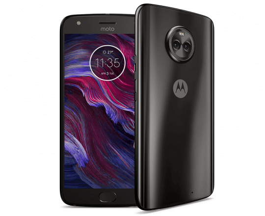 Moto X4 (Super Black, 64 GB)  (6 GB RAM)