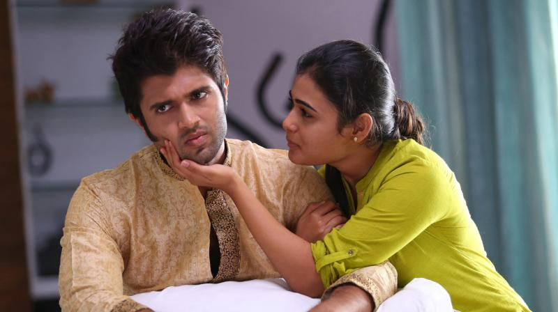 Relationship Stress (image from Arjun Reddy movie) | Signs Your Relationships Ruin Your College Experience