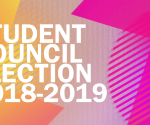Student Council Election 2018-2019