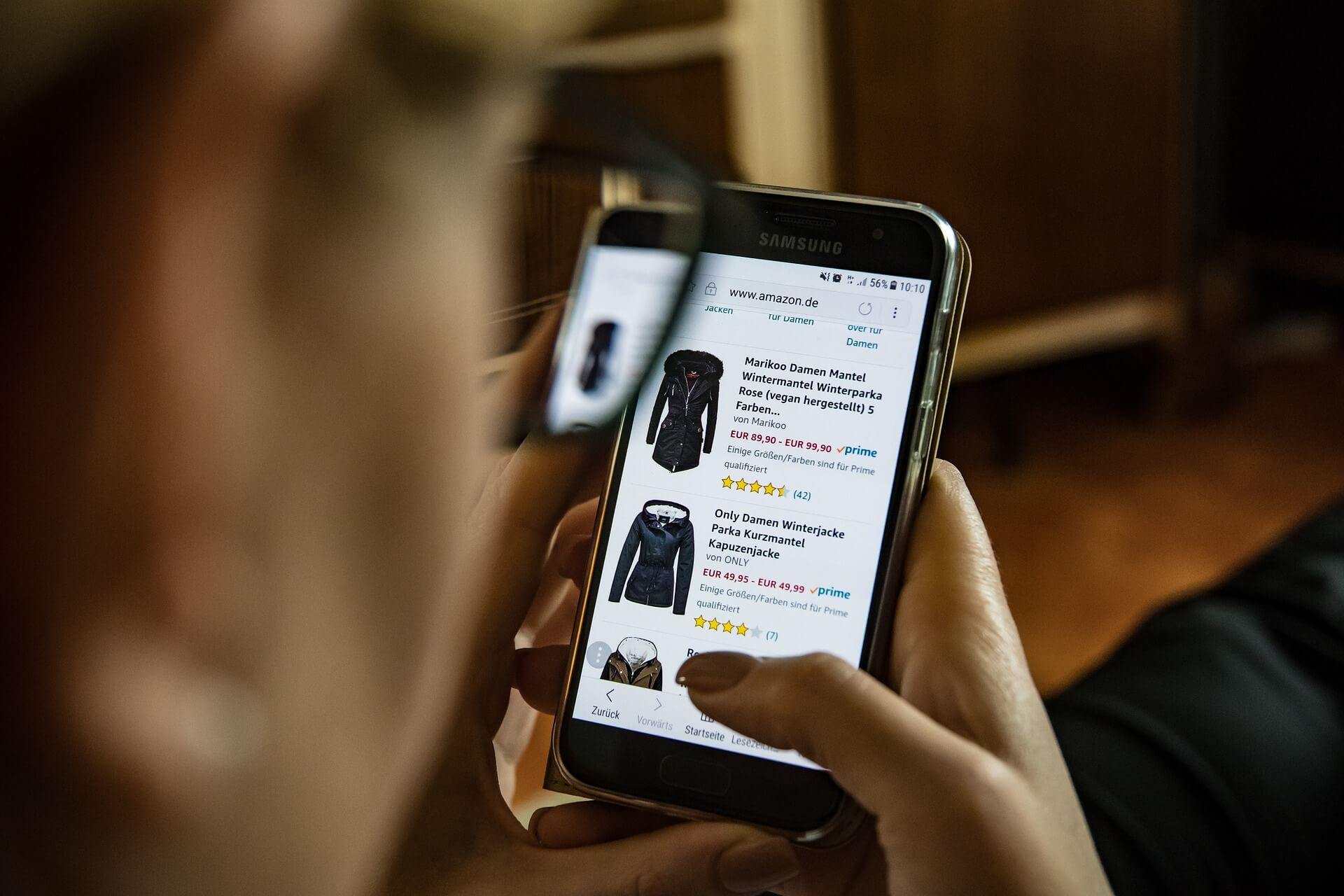 Amazon is helping merchants cash in on mobile commerce