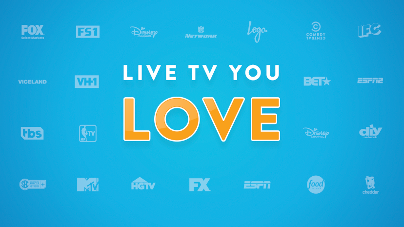 Sling TV: Live TV You Love, Live TV Streaming.