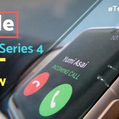 Apple Watch Series 4 Latest Review - Tech-Wonders.com
