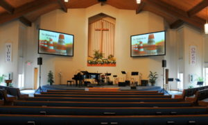 Best Projector For Churches image 1