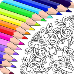 Colorfy Coloring Book for Adults - Enjoy the Best and Addictive App for Free 1