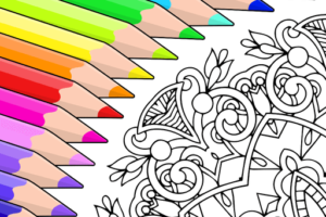 Colorfy Coloring Book for Adults - Enjoy the Best and Addictive App for Free 4