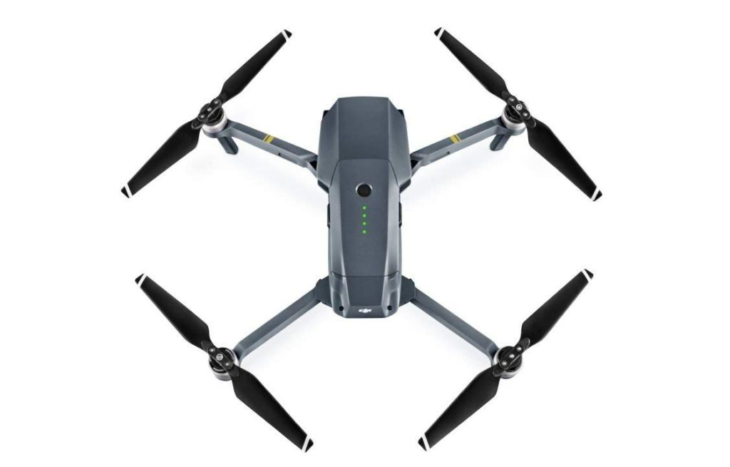 DJI Mavic Pro Quadcopter Drone Camera with Fly More Combo