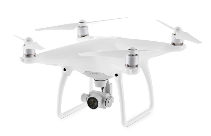 DJI Phantom 4 Quadcopter Drone with Camera