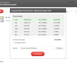 Gihosoft TubeGet Free YouTube Downloader. Download Video From Video Streaming Websites