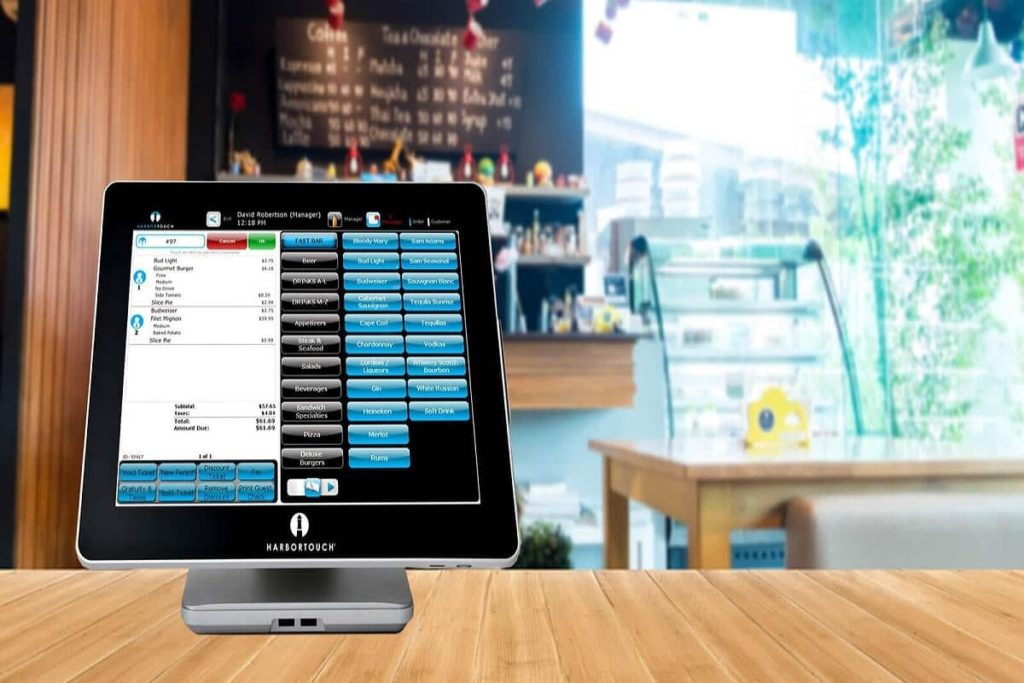 Harbortouch POS systems can streamline your operations, provide valuable reporting data, and save you time and money.