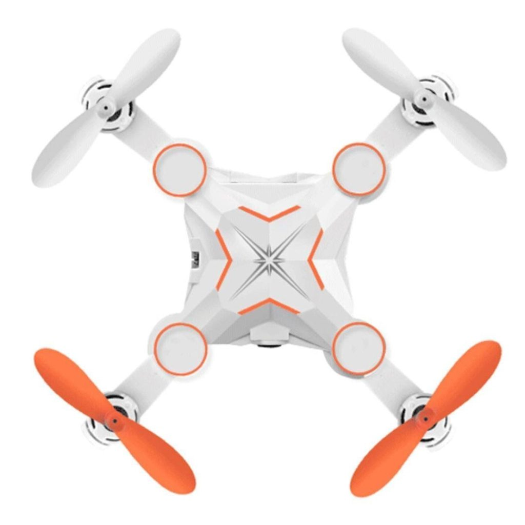 Rabing Mini Foldable FPV RC Drone Camera